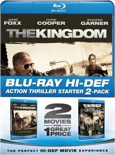 Action Thriller Starter Pack (Jarhead / The Kingdom) [Blu-ray]