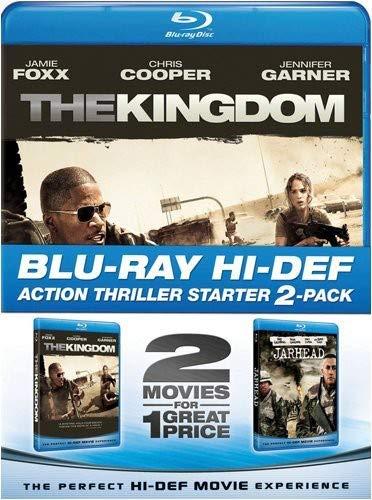 Action Thriller Starter Pack (Jarhead / The Kingdom) [Blu-ray]