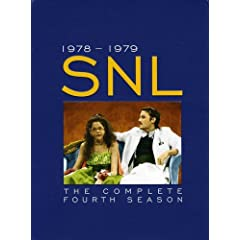 Saturday Night Live - The Complete Fourth Season