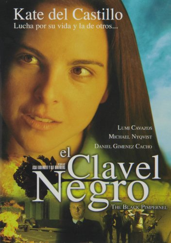 Clavel Negro (Black Pimpernel)