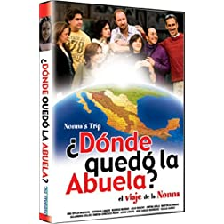 Donde Quedo La Abuela? El Viaje De La Nonna (Nonna's Trip)