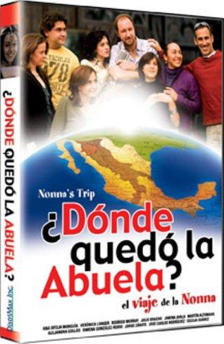 Donde Quedo La Abuela? El Viaje De La Nonna (Nonna's Trip)