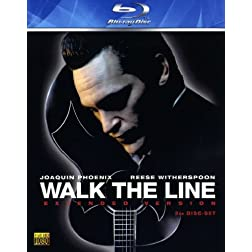 Walk the Line (Extended Cut) [Blu-ray]