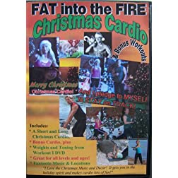 Fat Into The Fire Christmas Cardio