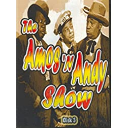 The Amos & Andy Show - Disk 3 - 5 Episodes on DVD