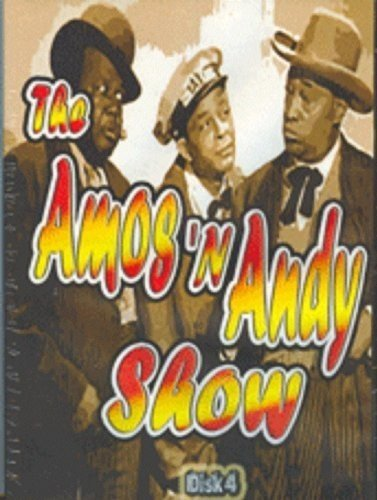 The Amos & Andy Show - Disk 4 - 5 Episodes on DVD
