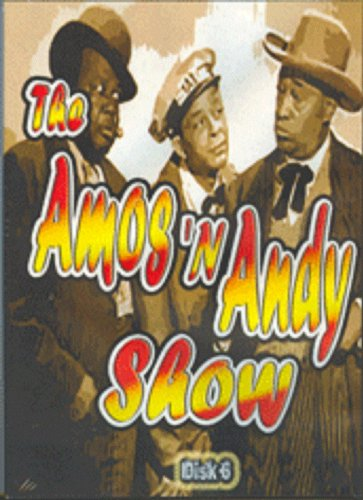 The Amos & Andy Show - Disk 6 - 5 Episodes on DVD