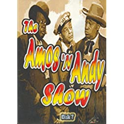 The Amos & Andy Show - Disk 7 - 5 Episodes on DVD