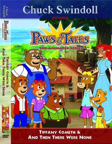 Paws and Tales The Animated Series: 'Tiffany Cometh' and 'And Then There Were None'
