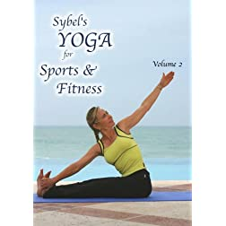 Sybel's Yoga For Sports & Fitness Vol 2