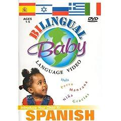 Bilingual Baby: Teach Baby Spanish