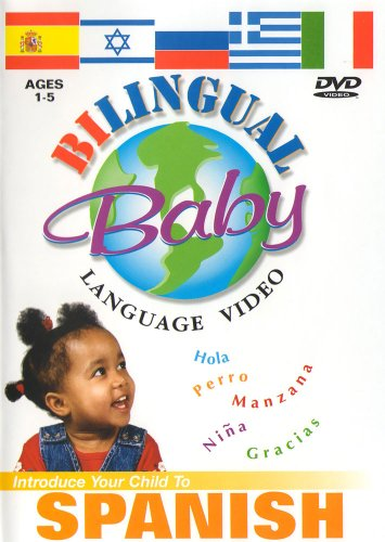 Bilingual Baby: Teach Baby Spanish