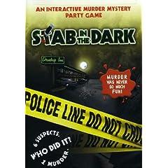 Stab in the Dark: An Interactive Murder Mystery