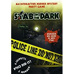 Stab in the Dark: An Interactive Murder Mystery