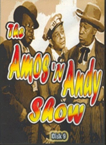The Amos & Andy Show - Disk 9 - 4 Episodes on DVD