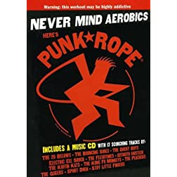 Never Mind Aerobics Here's Punk Rope