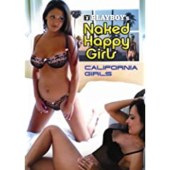 Playboy: Naked Happy Girls, Vol. 3: California Girls