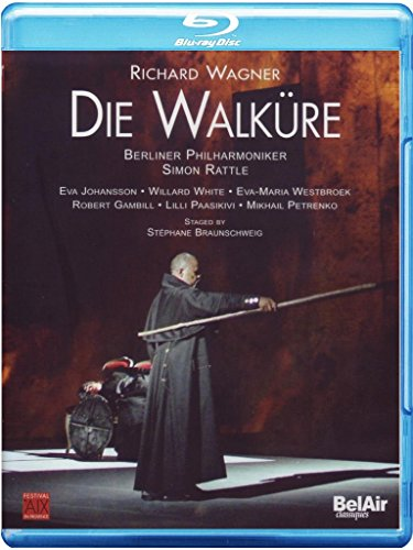 Wagner: Die Walkure [Blu-ray]