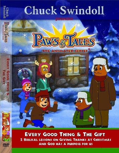 Paws and Tales The Animated Series: 'Every Good Thing' and 'The Gift'