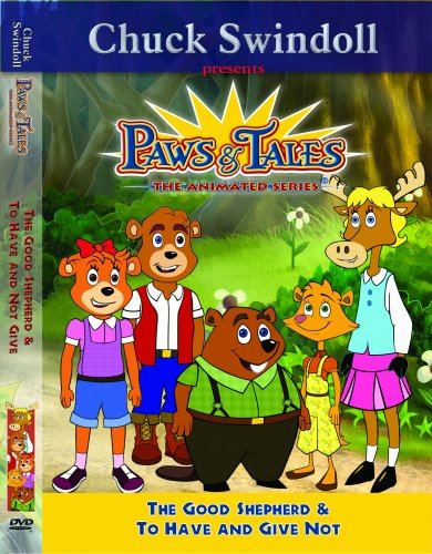 Paws and Tales The Animated Series: 'The Good Shepherd' and 'To Have And Give Not'