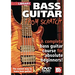 Bass Guitar From Scratch