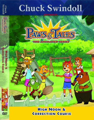 Paws and Tales The Animated Series: 'High Noon' and 'Correction Course'