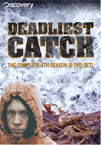 Deadliest Catch The Complete 4th Season (8 DVD Set)