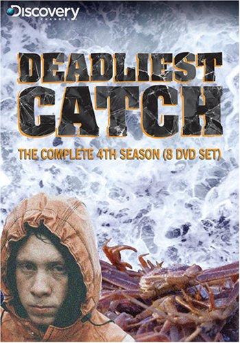 Deadliest Catch The Complete 4th Season (8 DVD Set)