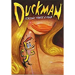 Duckman: Seasons Three and Four