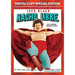 Nacho Libre - with Digital Copy