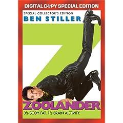 Zoolander - with Digital Copy