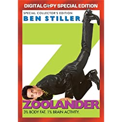 Zoolander - with Digital Copy