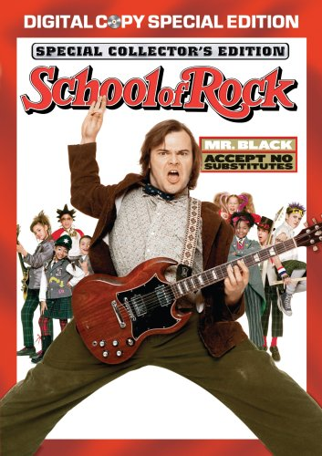 School of Rock - with Digital Copy
