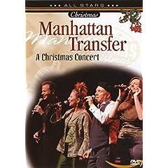 Manhattan Transfer-a Christmas Concert