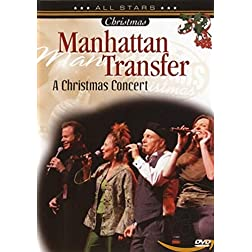 Manhattan Transfer-a Christmas Concert