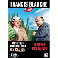 Coffret Francis Blanche 2 DVD