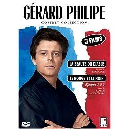 Coffret Gérard Philipe 3 DVD