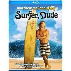 Surfer, Dude + Digital Copy [Blu-ray]