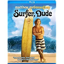 Surfer, Dude + Digital Copy [Blu-ray]