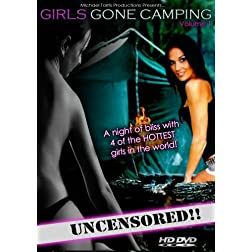 Girls Gone Camping (Vol 1) [DVD] Adult Erotic