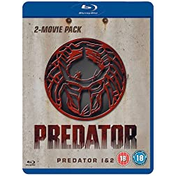 Predator/Predator 2 [Blu-ray]