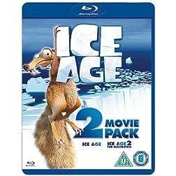 Ice Age/Ice Age 2 [Blu-ray]