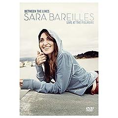 Between the Line: Sara Bareilles Live at the Fillmore (Amaray)