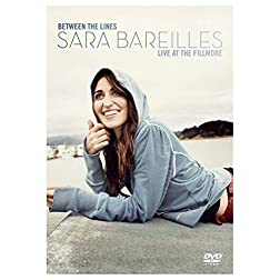 Between the Line: Sara Bareilles Live at the Fillmore (Amaray)