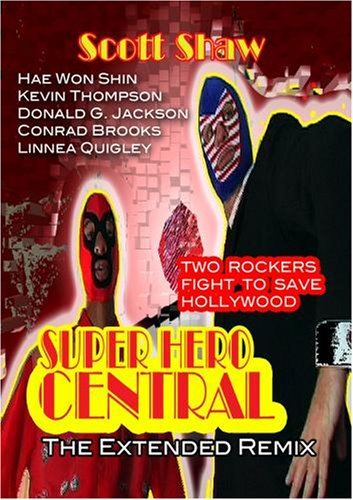 Super Hero Central: The Extended remix