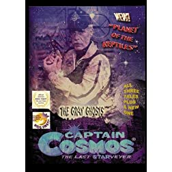 Captain Cosmos and the Gray Ghosts