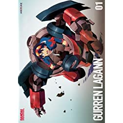 Gurren Lagann, Vol. 1