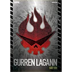 Gurren Lagann Part 1