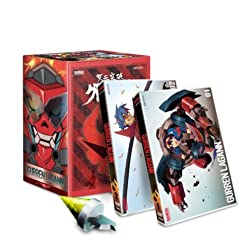 Gurren Lagann Part 1 Limited Edition w/Artbox and LED light
