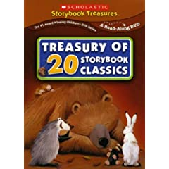 Treasury of 20 Storybook Classics (4pc)